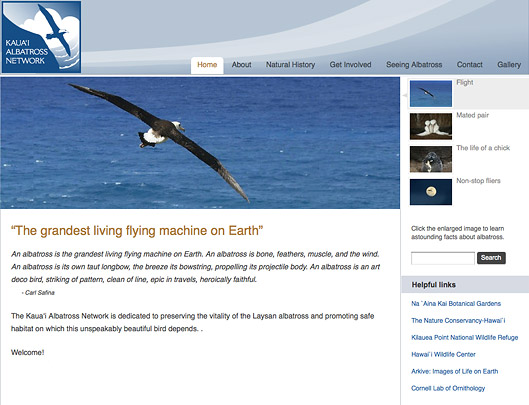 Kauai Albatross Network